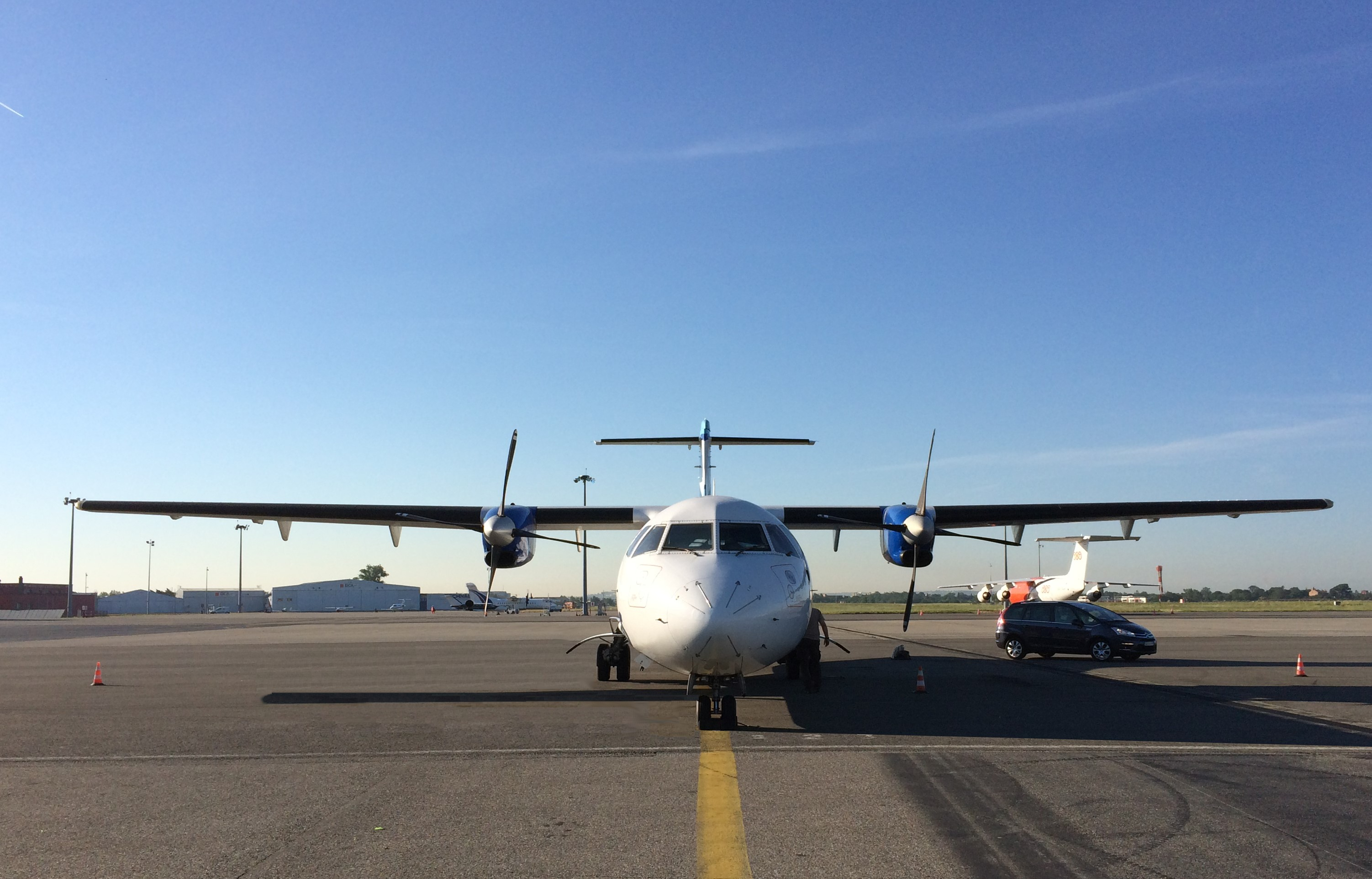 ATR 72-200, MSN 411 sold as the last remaining aircraft from the package of 11